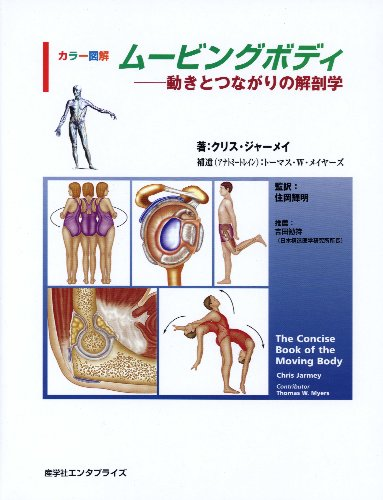 9784782550267: The Concise Book of the Moving Body (Japanese Edition)