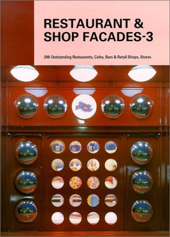 Restaurant & Shop Facades 3: 296 Outstanding: Books Nippan
