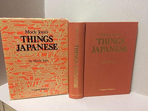 Mock Joya's Things Japanese: Mock Joya