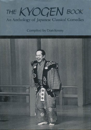 9784789004596: The Kyogen Book: An Anthology of Japanese Classical Comedies