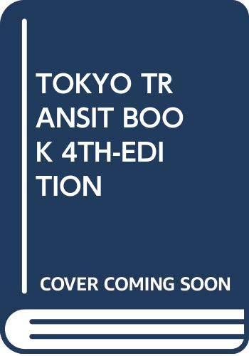9784789005609: Tokyo Transit Book
