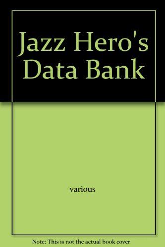 9784796601511: Jazz Hero's Data Bank