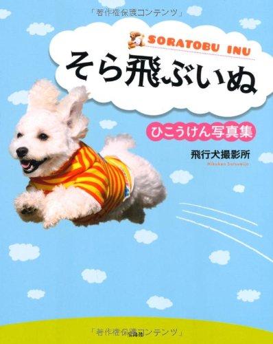 """Soratobu inu : hikoÌ""""ken shashinshuÌ"""": Hikoà """"ken satsueijo."""