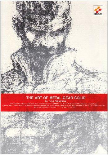 The Art of Metal Gear Solid: Shinkawa, Yoji