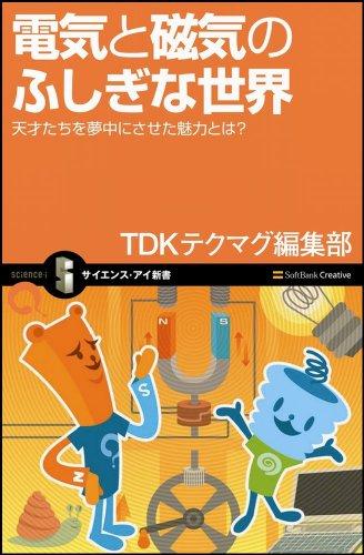 9784797348576: Denki to jiki no fushigina sekai : Tensaitachi o muchūnisaseta miryoku towa.
