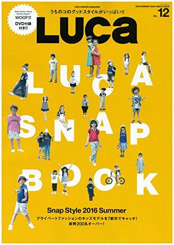9784802150972: LUCa Vol.12 ~ Japanese Kid's Magazine 2016 Issue [JAPANESE EDITION]
