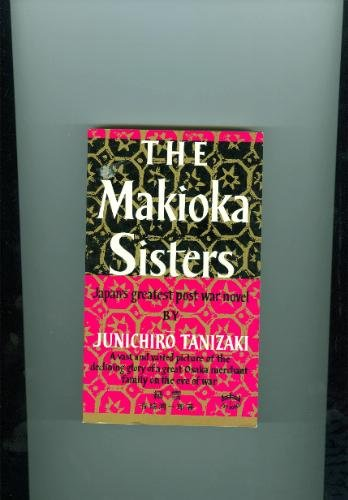 9784805301685: The Makioka Sisters