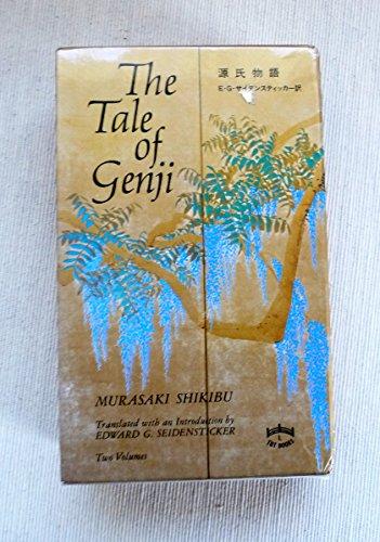The Tale of Genji ( 2 VOL): Murasaki Shikibu