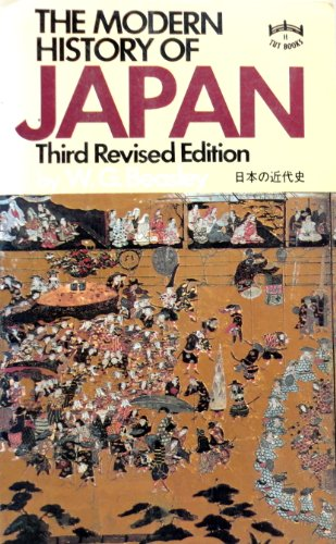 9784805304808: The Modern History of Japan (Tut Books)