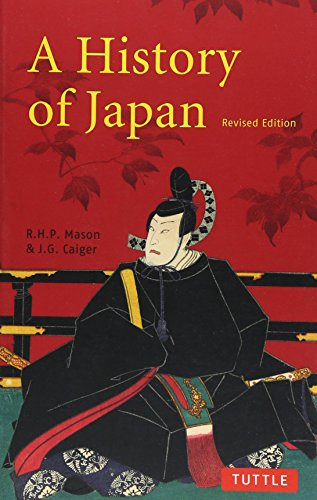 9784805307922: A History of Japan - History of Japan (Tuttle Classics)