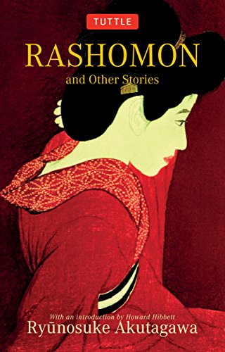 9784805308820: Rashomon and Other Stories (Tuttle Classics)