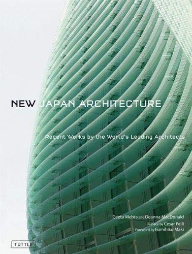 New Japan Architecture: Recent Works by the: Mehta, Geeta; MacDonald,