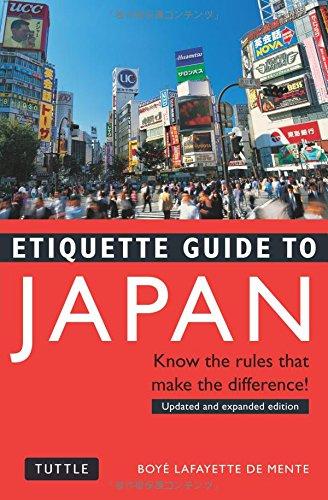 9784805309612: Etiquette Guide to Japan