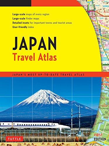 Japan Travel Atlas: Periplus Editions (HK) ltd.