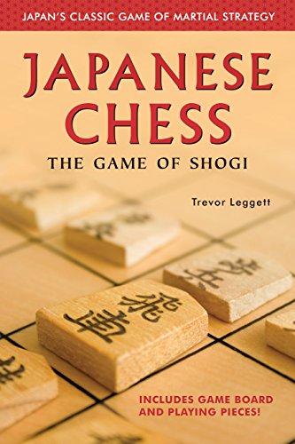 Japanese Chess: The Game of Shogi: Leggett, Trevor