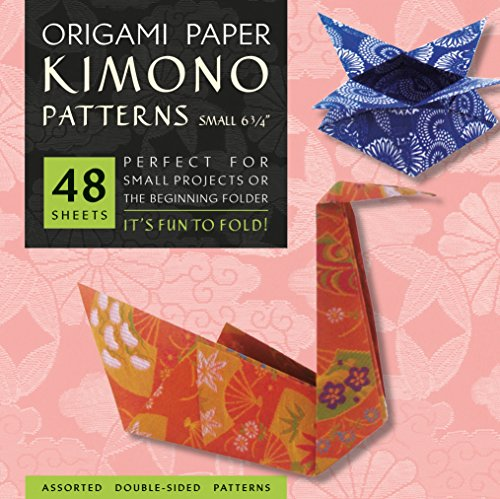 Origami Paper Kimono Patterns Small: Tuttle Publishing