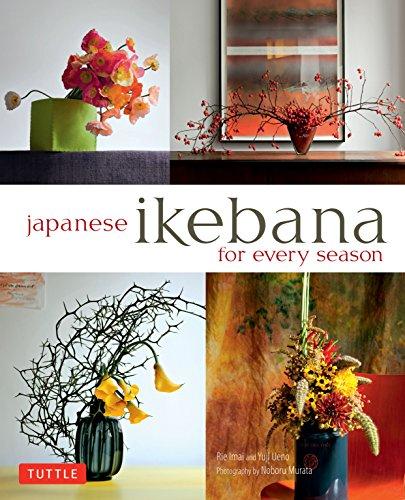 Japanese ikebana for every saison : Edition en anglais: Mai