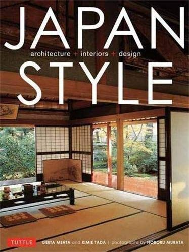9784805312599: Japan Style: Architecture Interiors Design