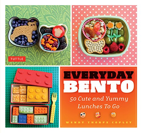 9784805312612: Everyday Bento: 50 Cute and Yummy Lunches to Go
