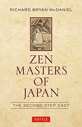 9784805312728: Zen Masters of Japan: The Second Step East