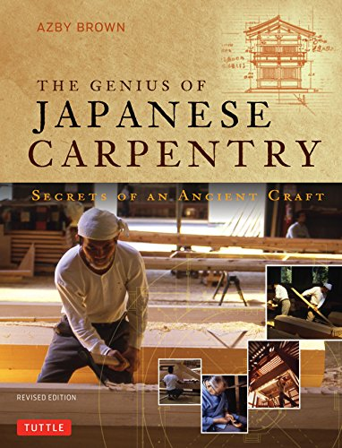 9784805312766: The Genius of Japanese Carpentry: Secrets of an Ancient Craft