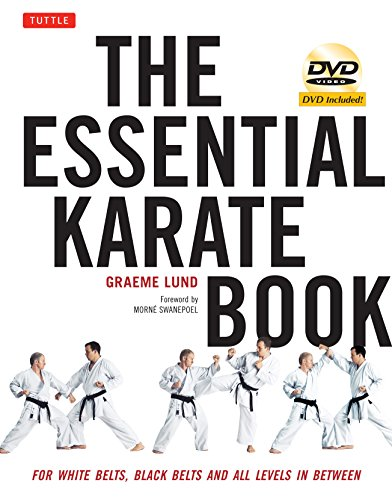 9784805312971: The Essential Karate Book: For White Belts, Black Belts and All Levels In Between [DVD Included]