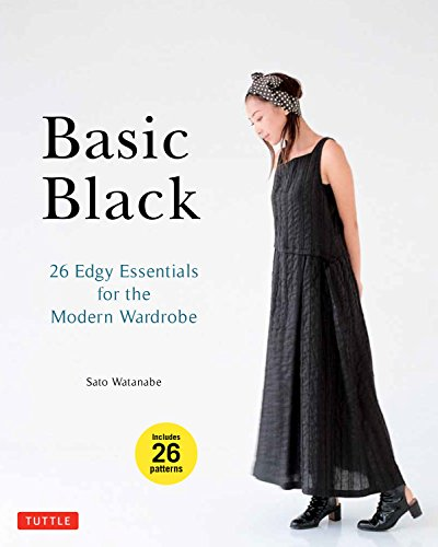 9784805313084: Basic Black: 26 Edgy Essentials for the Modern Wardrobe: Includes 26 Patterns
