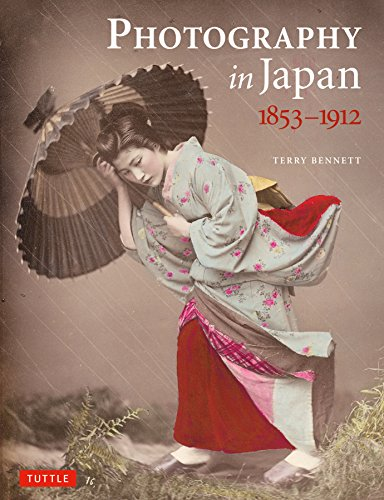 Photography in Japan 1853-1912 (Paperback): Terry Bennett