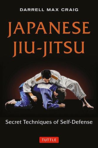 9784805313244: Japanese Jiu-Jitsu: Secret Techniques of Self-Defense