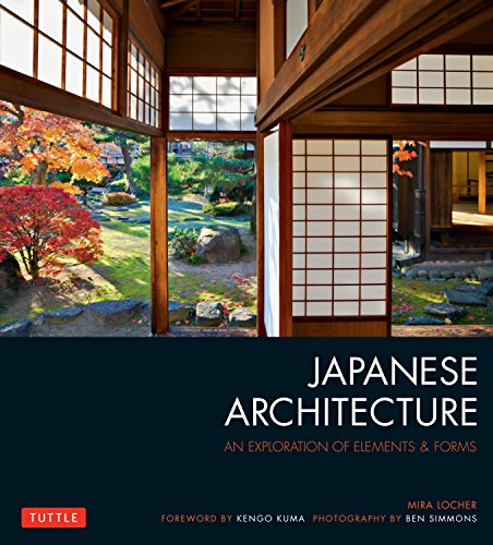 9784805313282: Japanese Architecture: An Exploration of Elements & Forms