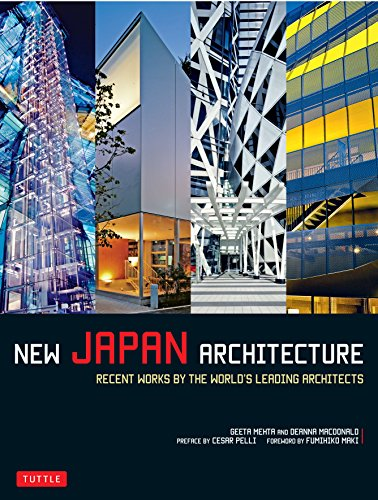 New Japan Architecture (Paperback): Deanna MacDonald