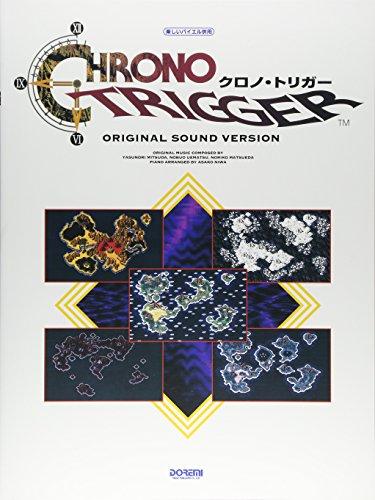 Chrono Trigger Original Sound Version Piano Sheet Music: Square Enix