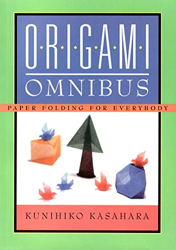 9784817090010: Origami Omnibus: Paper Folding for Everybody