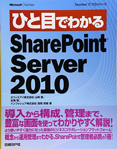 9784822294366: SharePoint Server 2010 can be seen at a glance