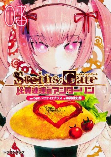 9784829146842: STEINS; GATE-Stein's Gate - under phosphorus Hiyokurenri (3) (Fujimi Dragon book)