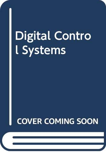 9784833700139: Digital Control Systems