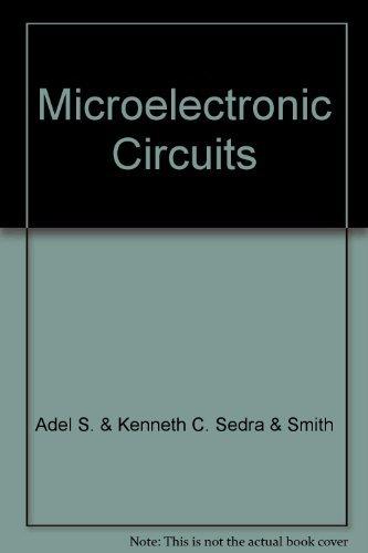 Microelectronic Circuits: Adel S. Sedra