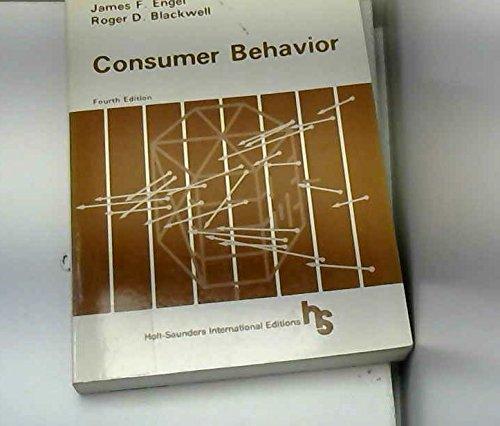 9784833700924: Consumer Behaviour