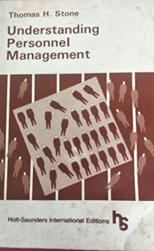 9784833700955: Understanding Personnel Management