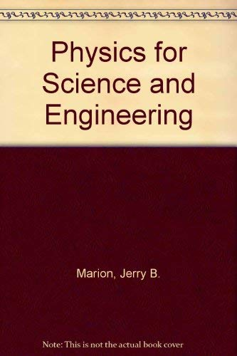 9784833700986: Physics for Science and Engineering