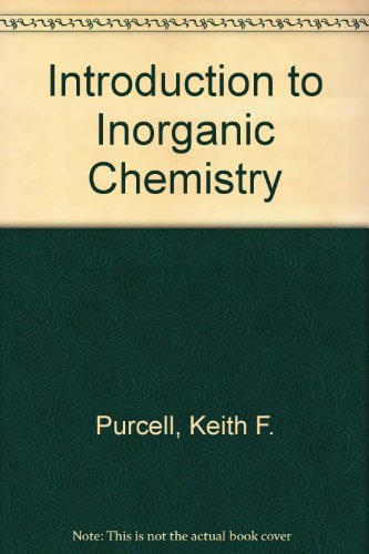 9784833701129: Introduction to Inorganic Chemistry
