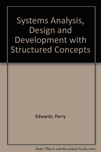 9784833702591: Systems Analysis, Design and Development with Structured Concepts