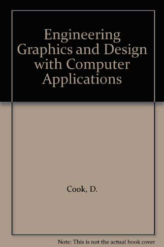 9784833702645: Engineering Graphics and Design with Computer Applications