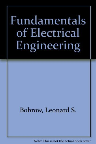 9784833702706: Fundamentals of Electrical Engineering