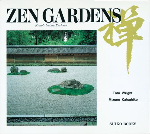 9784838101115: Zen Gardens: Kyoto's nature enclosed