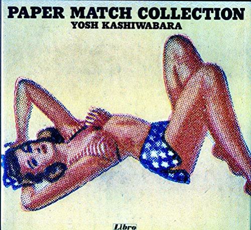 9784845703999: Paper Match Collection From the Good Old Days of America