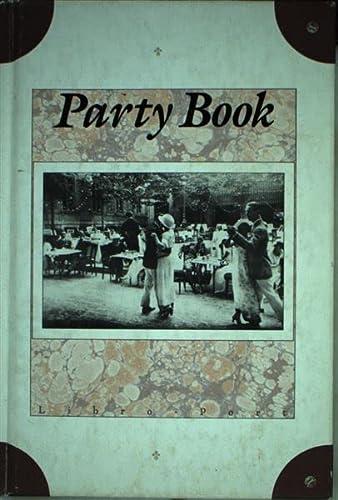 Party Book: J.H. Lartigue, etc.