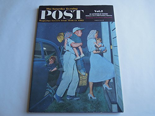 The Saturday Evening Post Magazine Covers from: Rockwell, Norman
