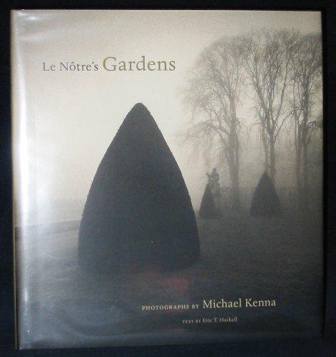 9784845711154: Le Notres Gardens