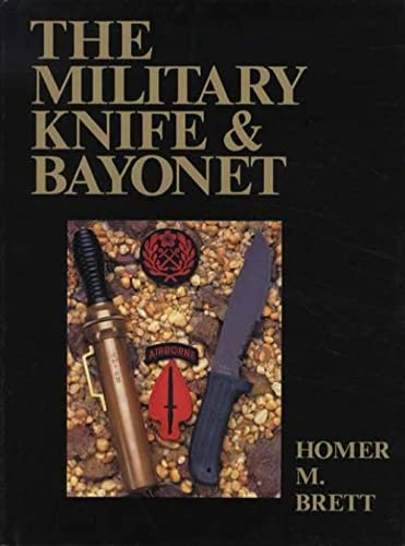 9784846523015: The Military Knife and Bayonet